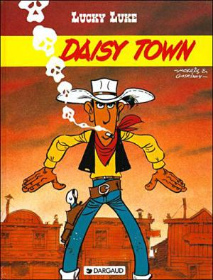 Couverture Lucky Luke, tome 52 : Daisy Town