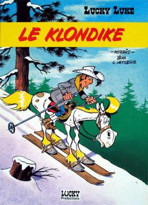 Couverture Lucky Luke, tome 65 : Le Klondike