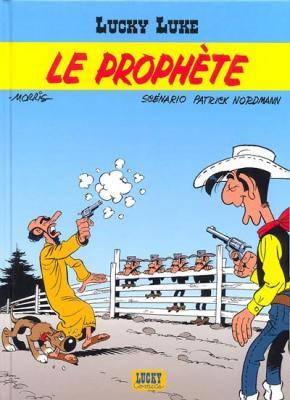 Couverture Lucky Luke, tome 68 : Le Prophète