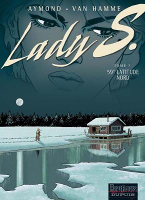 Couverture Lady S., tome 3 : 59° Latitude Nord