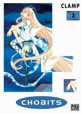 Couverture Chobits, tome 3