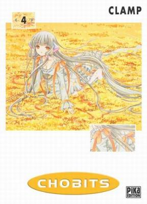 Couverture Chobits, tome 4