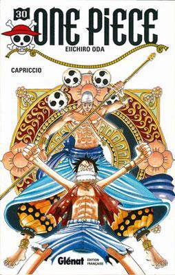 Couverture One Piece, tome 30 : Capriccio