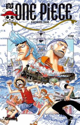 Couverture One Piece, tome 37 : Tom