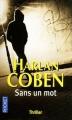 Couverture Sans un mot Editions Pocket (Thriller) 2010