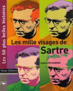 Couverture Les mille visages de Sartre