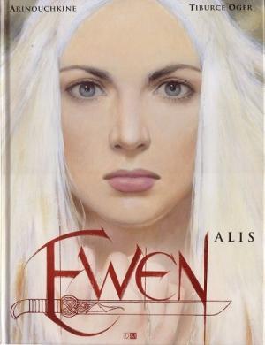 Couverture Ewen, tome 1  : Alis