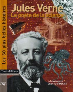 Couverture Jules Verne, le poète de la science
