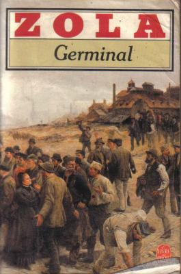 Couverture Germinal