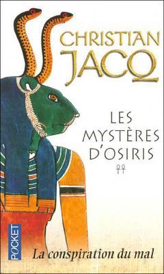 Couverture Les Mystères d'Osiris, tome 2 : La Conspiration du mal