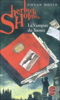 Couverture Le Vampire du Sussex