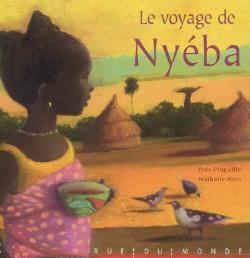 Couverture Le voyage de Nyéba
