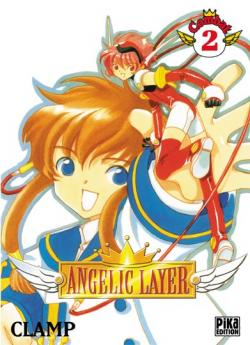 Couverture Angelic Layer, tome 2