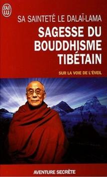 Couverture Sagesse du bouddhisme tibétain
