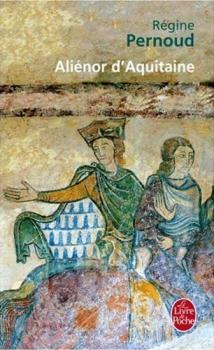 Couverture Aliénor d'Aquitaine