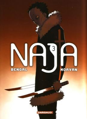 Couverture Naja, tome 3