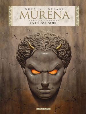 Couverture Murena, tome 05 : La déesse noire