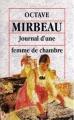 Couverture Journal d'une femme de chambre Editions Grands textes classiques 1994