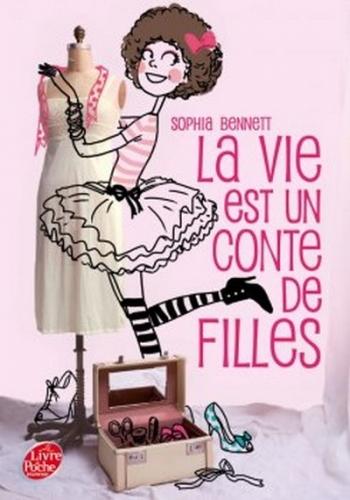 Couverture La Vie est un conte de filles, tome 1