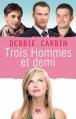 Couverture Trois Hommes et demi Editions Milady (Central Park) 2013