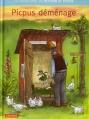 Couverture Picpus déménage Editions Autrement (Jeunesse) 2013