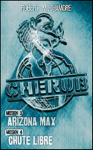 Couverture Cherub, double, tome 2 : Arizona Max, Chute libre