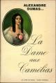 Couverture La Dame aux camélias Editions Le Livre de Poche 1965