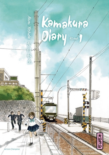 Couverture Kamakura Diary, tome 1
