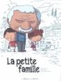 Couverture La petite famille, intégrale Editions de la Gouttière 2013