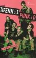 Couverture Tifenn : 1 Punk : 0 Editions Sarbacane (Exprim') 2013