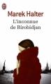 Couverture L'inconnue de Birobidjan Editions J'ai Lu 2013