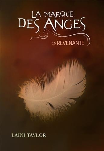 Couverture La marque des anges, tome 2 : Revenante
