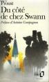Couverture Du côté de chez Swann Editions Folio  1987