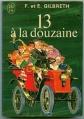 Couverture Treize à la douzaine Editions J'ai Lu 1949