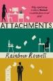 Couverture Attachement Editions Orion Books 2011