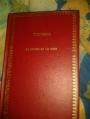 Couverture Le rouge et le noir Editions Ministère de l'Education Nationale 1972