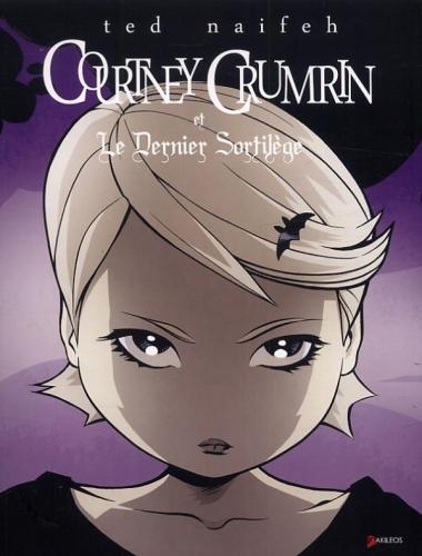 Couverture Courtney Crumrin, tome 6 : Courtney Crumrin et le dernier sortilège
