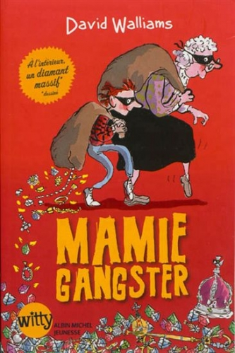 Couverture Mamie gangster