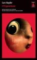 Couverture L'Hypnotiseur Editions Babel (Noir) 2013