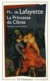 Couverture La Princesse de Clèves Editions Flammarion (GF) 1996