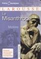 Couverture Le misanthrope / Le misanthrope ou l'atrabilaire amoureux Editions Larousse (Petits classiques) 2007