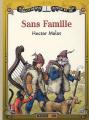 Couverture Sans famille Editions Nathan (Bibliothèque Rouge et or) 2005