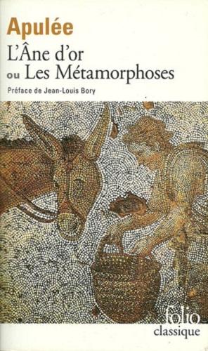 Couverture L'Âne d'or ou Les Métamorphoses