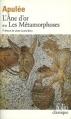 Couverture L'Âne d'or ou Les Métamorphoses Editions Folio  (Classique) 2011