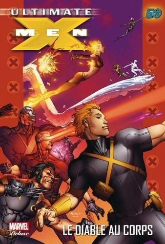 Couverture Ultimate X-Men, tome 07 : Le diable au corps