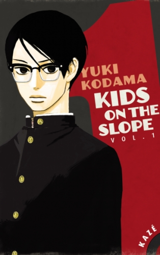 Couverture Kids on the Slope, tome 1