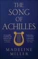 Couverture Le chant d'Achille Editions Bloomsbury 2012
