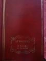 Couverture Le rouge et le noir Editions Garnier 1960