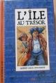 Couverture L'île au trésor Editions Lito 1995