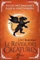 Couverture Le réveil des créatures, tome 1 Editions Albin Michel (Jeunesse - Wiz) 2013
